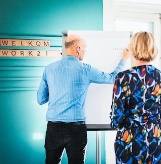 Work21 - Agile werken op afstand
