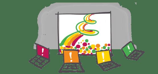 Dynamisch online samenwerken? Maak het zichtbaar!