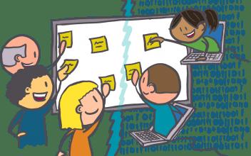 5 tips voor dynamische hybride bijeenkomsten