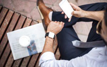 Smartwatch, zakelijk gebruiken?