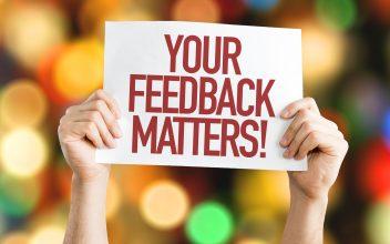Geen feedback geven is eigenlijk oneerlijk