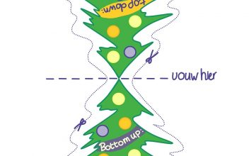 Het optuigen van jouw adoptie kerstboom