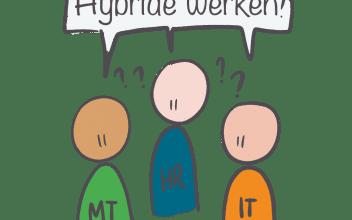 Onze blik op de drie grootste uitdagingen rondom hybride werken
