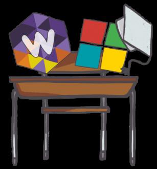 Work21 - adoptie van microsoft teams voor het onderwijs